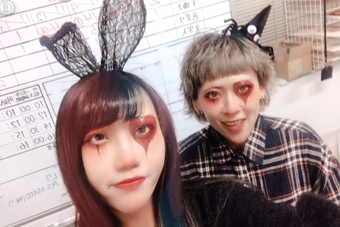 2018年10月ハロウィン