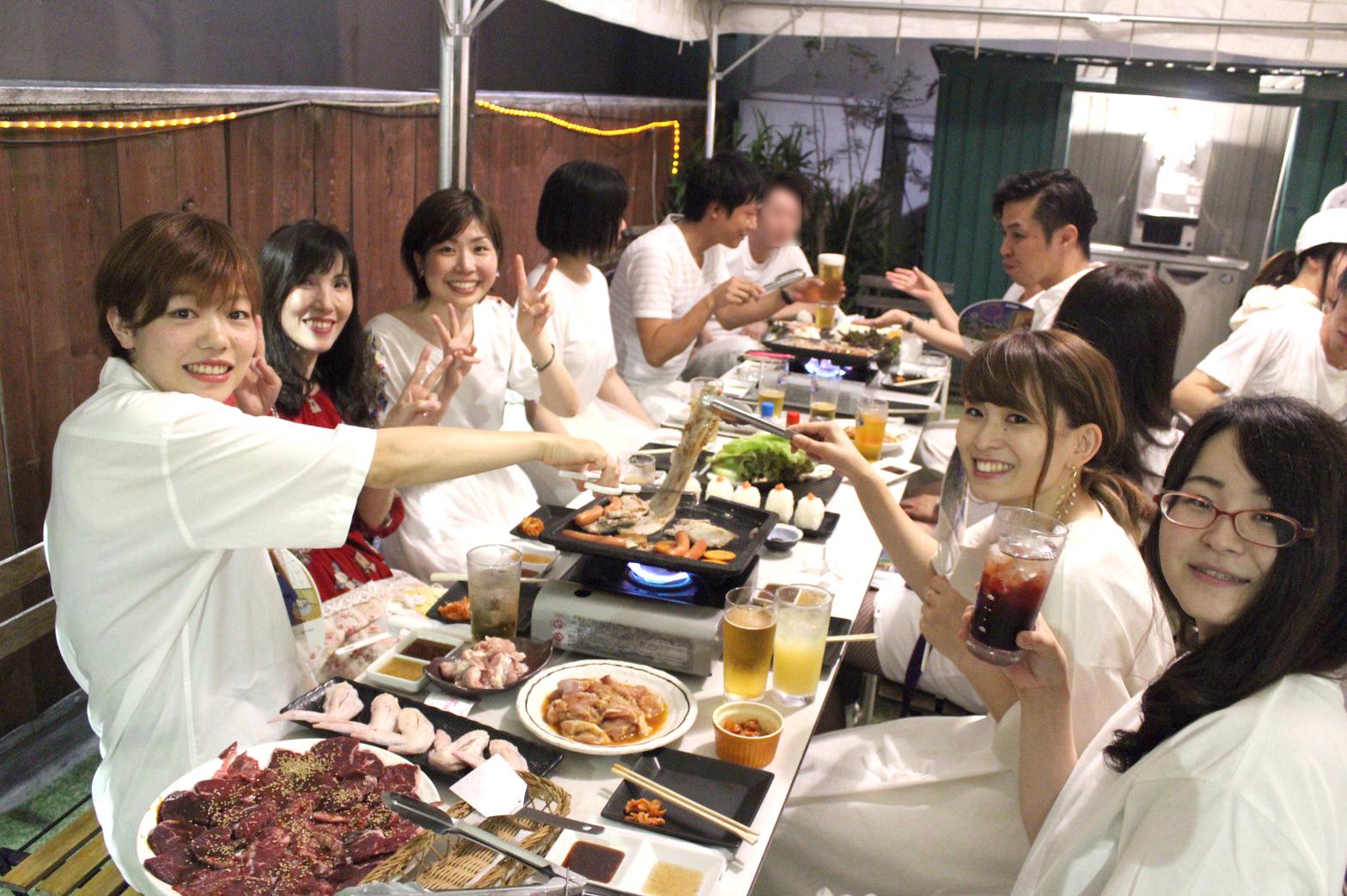 2019年7月BBQ【in天神】
