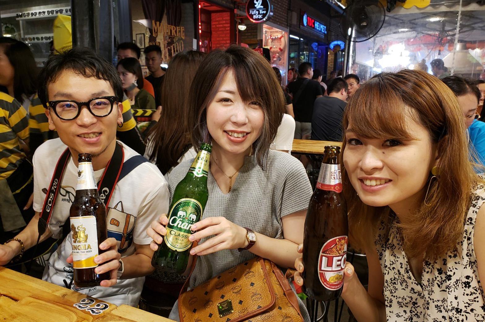 2019年10月社員旅行【バンコク】01